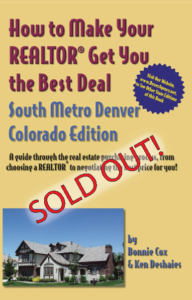 How to Make Your Realtor Get You the Best Deal: South Metro Denver, CO edition